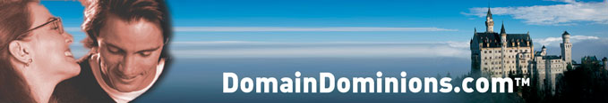 Domain Domionions - Love your new domain